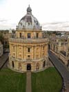 Photograph  of the Radcliffe Camera at Oxford