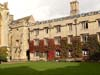 Photograph from Exeter College Oxford