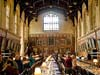 Photograph from Christ Church Hall  at  Oxford
