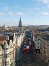 Photograph view from Carfax   at Oxford