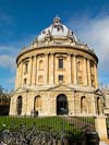 Radcliffe Camera  at Oxford