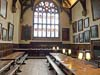 Wadham  College Hall Oxford
