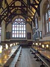 Wadham  College Hall   at Oxford