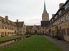 Photograph  Nuffield College   at Oxford