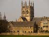 Photograph  Merton College in Oxford