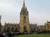 St Marys Church Oxford  - May Day Celebrations