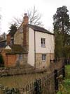 House on River Cherwell