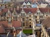 View from St Marys Church Tower Oxford