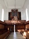 Somerville College chapel   Oxford