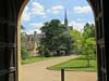 Photograph  Trinity College at Oxford